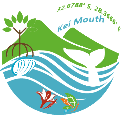 Kei Mouth Green Coast Logo